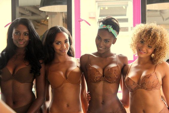 Nubian Skin - nude underwear brand