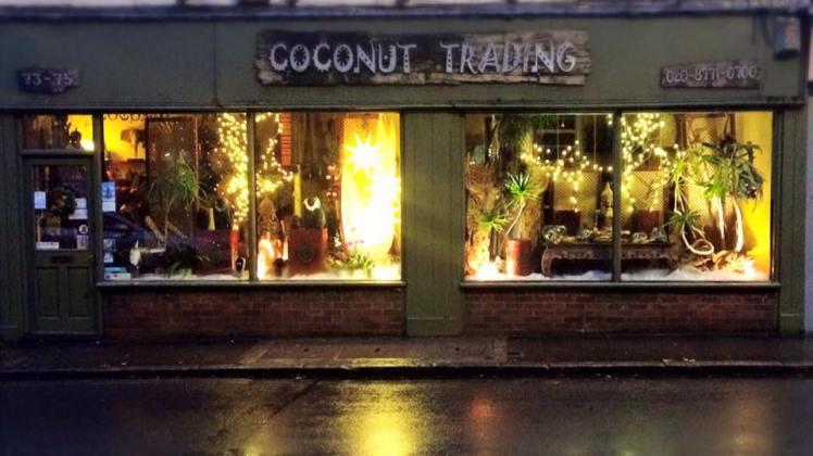 Coconut trading - fb1