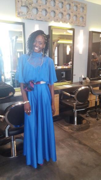 Keisha Omilana